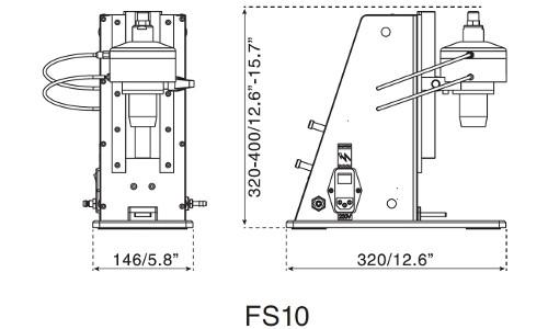 Flexicon FS10 - схема