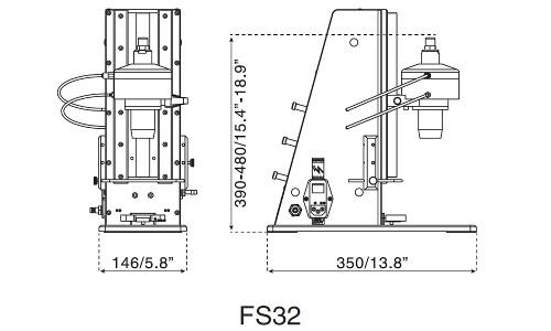 Flexicon FS32 - схема