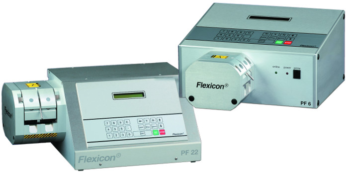 Дозаторы Flexicon PF6 и PF22